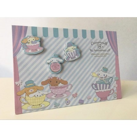 Cinbanoroll 15th Anniversary Limited Edition Magnetic Message Board