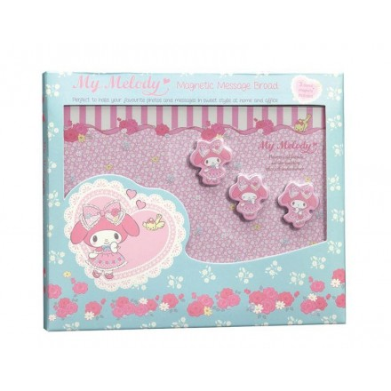 My Melody Magnetic Message Board