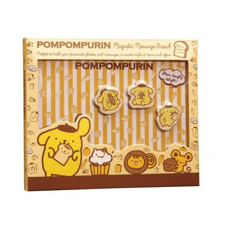 Pompompurin Magnetic Message Board