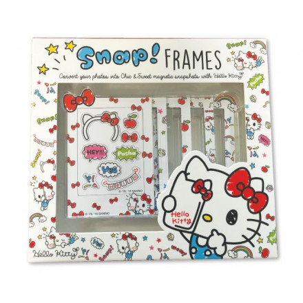 Hello Kitty Magnetic Photo Frame Box Set