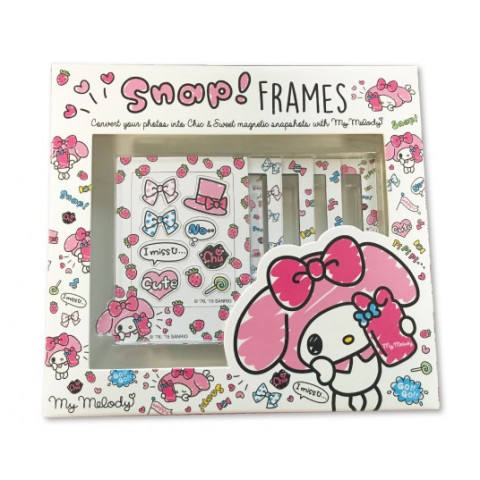 My Melody Magnetic Photo Frame Box Set