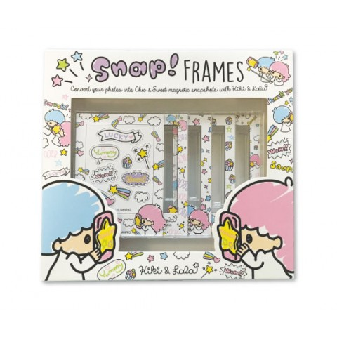 Little Twin Stars Magnetic Photo Frame Box Set